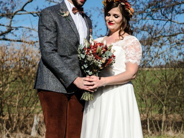 Le mariage de Mathias et Violène à Braye, Aisne 31