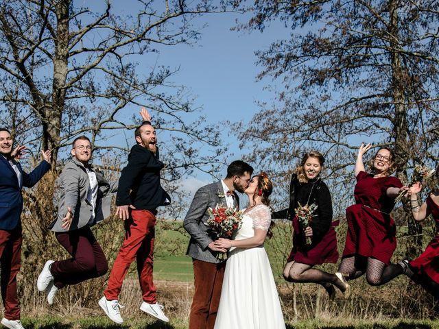 Le mariage de Mathias et Violène à Braye, Aisne 27