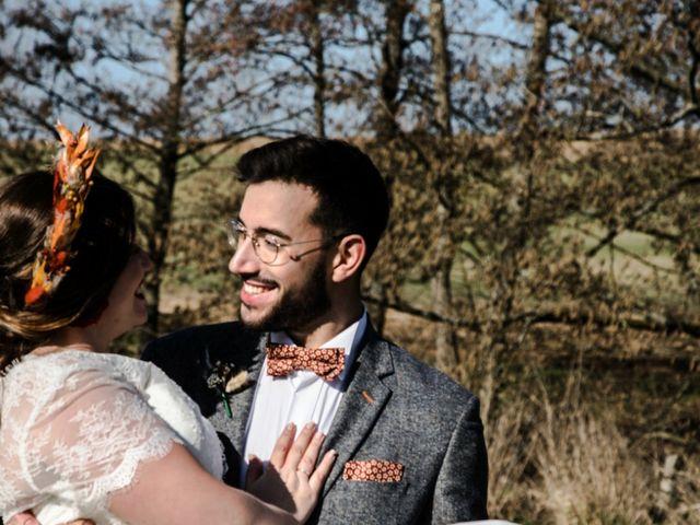Le mariage de Mathias et Violène à Braye, Aisne 32