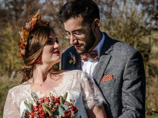 Le mariage de Mathias et Violène à Braye, Aisne 33