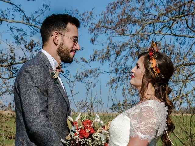 Le mariage de Mathias et Violène à Braye, Aisne 35