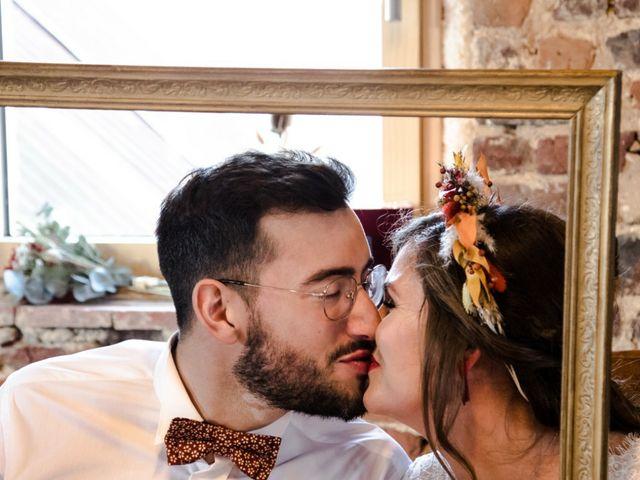 Le mariage de Mathias et Violène à Braye, Aisne 51