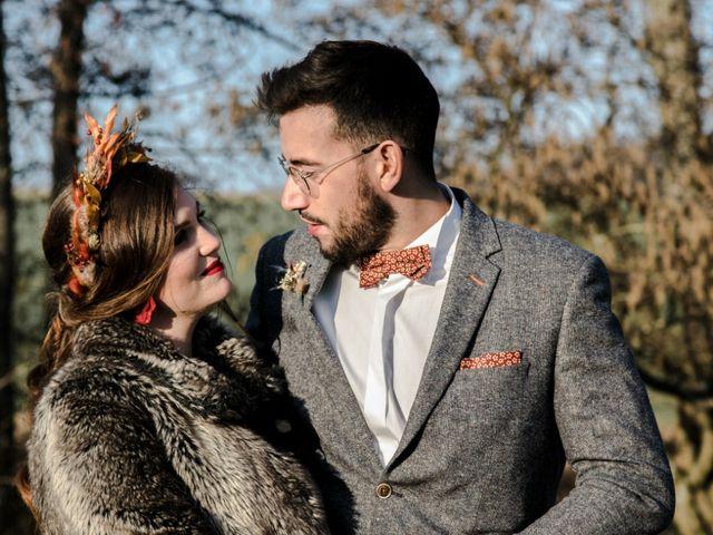 Le mariage de Mathias et Violène à Braye, Aisne 36