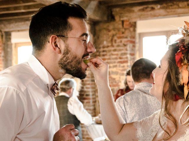 Le mariage de Mathias et Violène à Braye, Aisne 54
