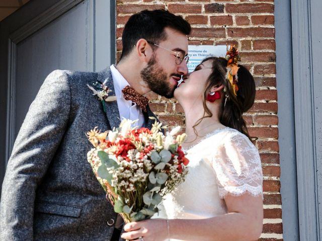 Le mariage de Mathias et Violène à Braye, Aisne 19
