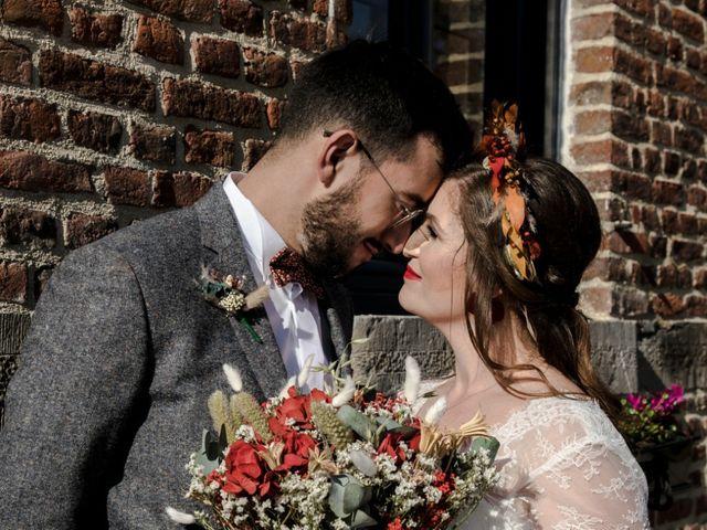 Le mariage de Mathias et Violène à Braye, Aisne 38