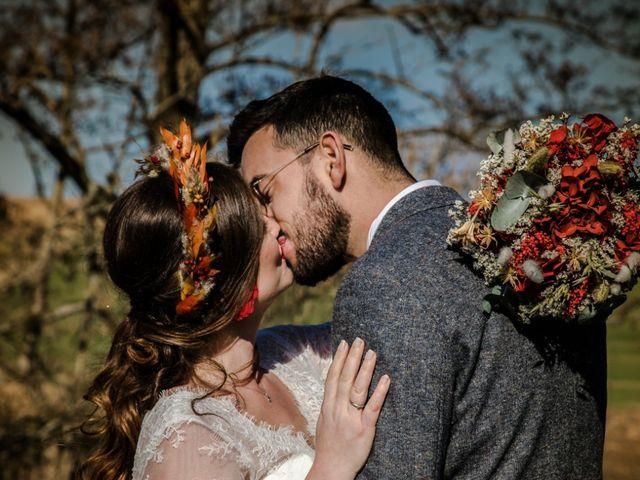 Le mariage de Mathias et Violène à Braye, Aisne 40
