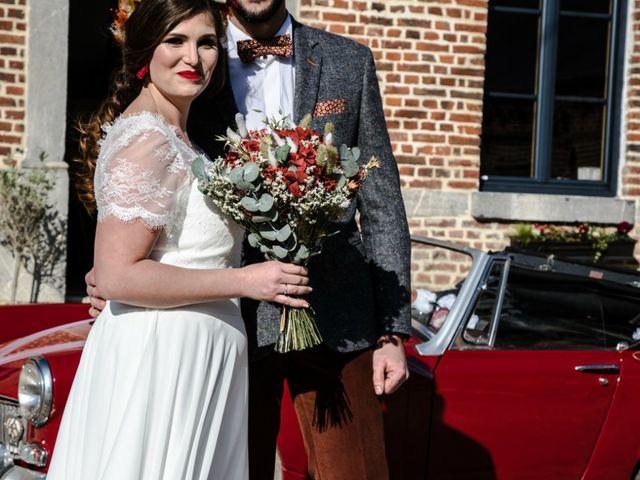 Le mariage de Mathias et Violène à Braye, Aisne 22