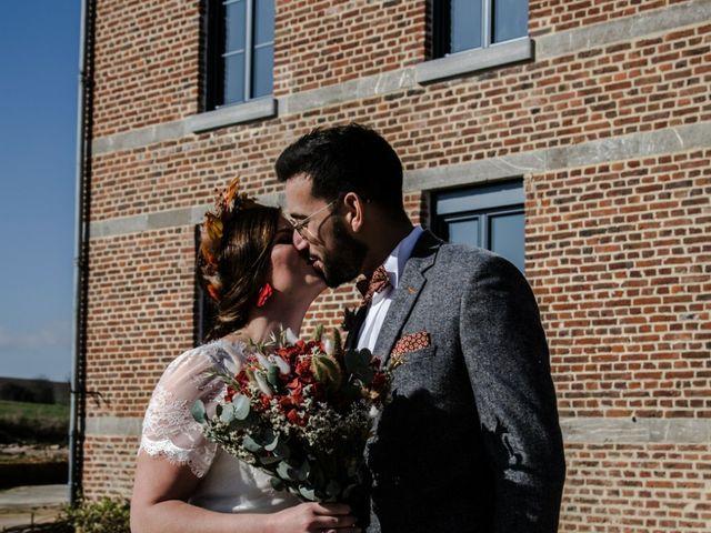 Le mariage de Mathias et Violène à Braye, Aisne 23