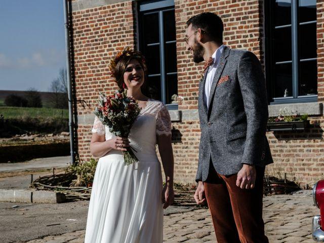 Le mariage de Mathias et Violène à Braye, Aisne 24