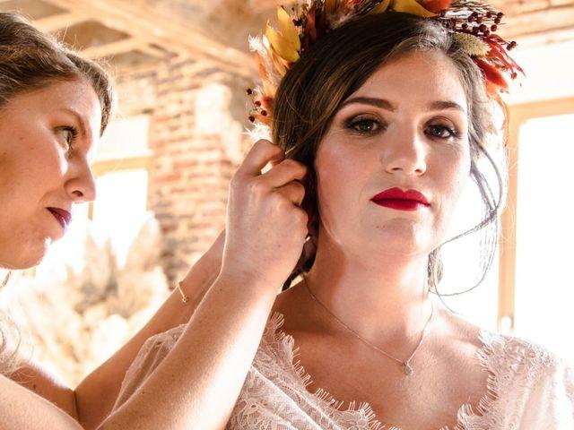 Le mariage de Mathias et Violène à Braye, Aisne 7