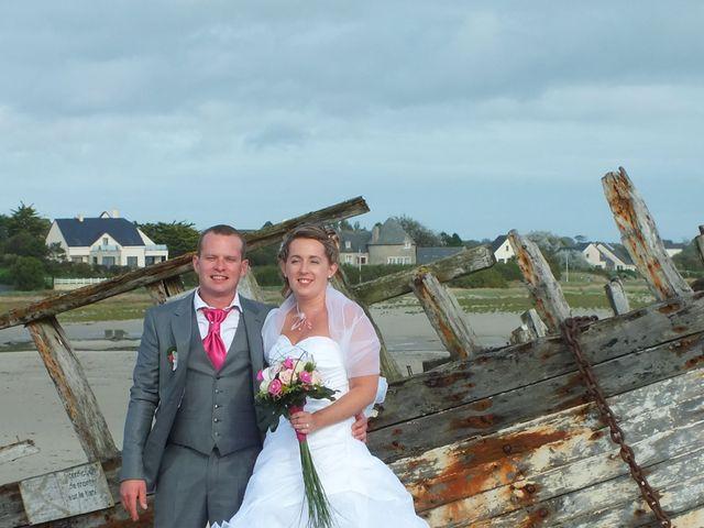 Le mariage de Alexandra et Benoit à La Haye-du-Puits, Manche 6