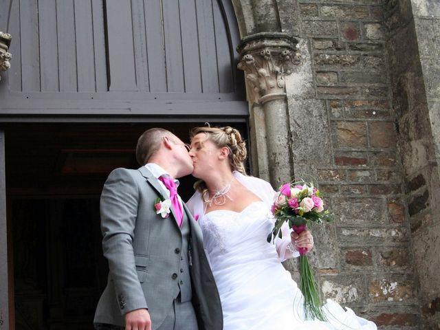 Le mariage de Alexandra et Benoit à La Haye-du-Puits, Manche 2