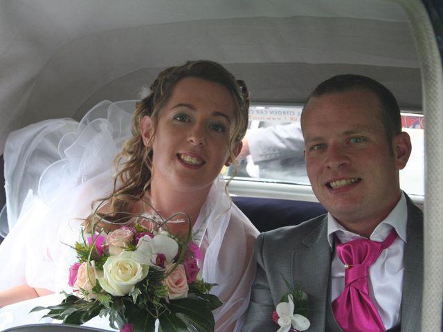 Le mariage de Alexandra et Benoit à La Haye-du-Puits, Manche 10
