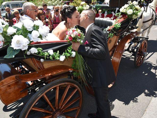 Le mariage de Olivier et Bénedicte à Montarnaud, Hérault 1