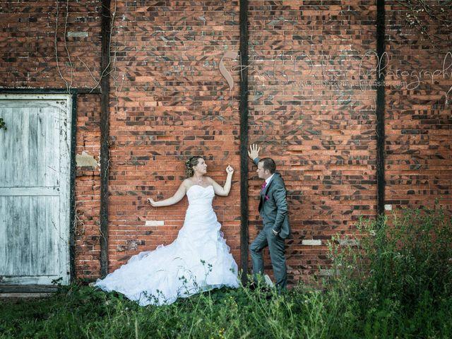 Le mariage de Alexandra et Benoit à La Haye-du-Puits, Manche 15