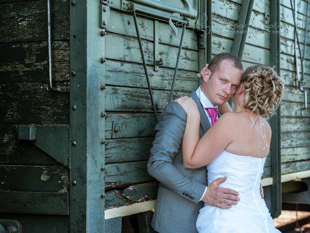 Le mariage de Alexandra et Benoit à La Haye-du-Puits, Manche 17
