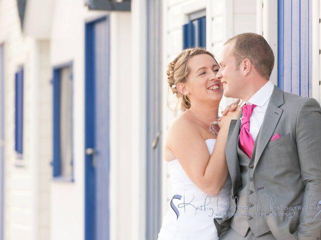 Le mariage de Alexandra et Benoit à La Haye-du-Puits, Manche 18