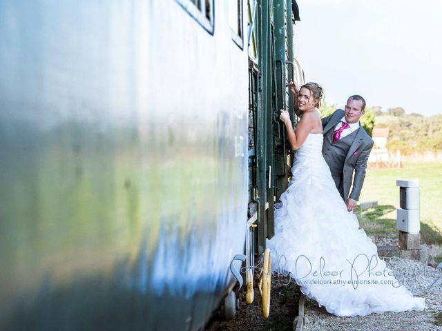 Le mariage de Alexandra et Benoit à La Haye-du-Puits, Manche 21