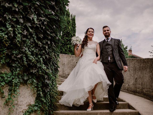 Le mariage de Margaux et Jonathan