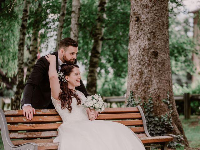 Le mariage de Jonathan et Margaux à Claix, Isère 1