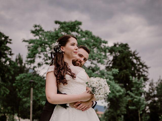 Le mariage de Jonathan et Margaux à Claix, Isère 9