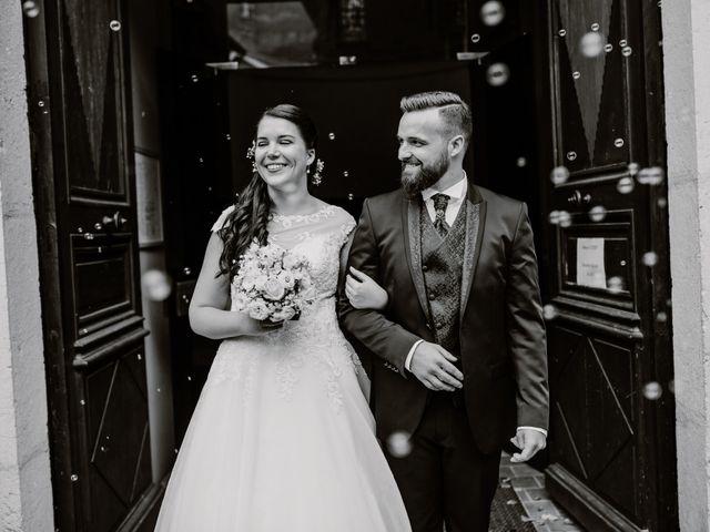 Le mariage de Jonathan et Margaux à Claix, Isère 11