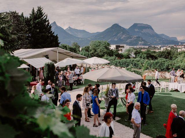 Le mariage de Jonathan et Margaux à Claix, Isère 15