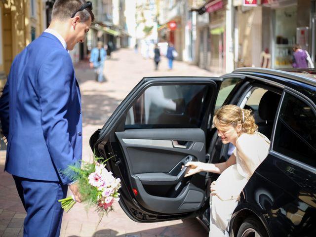Le mariage de Sylvain et Fanny à Draguignan, Var 2