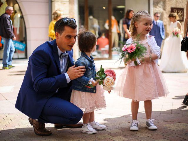 Le mariage de Sylvain et Fanny à Draguignan, Var 3