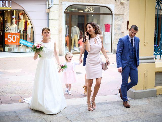 Le mariage de Sylvain et Fanny à Draguignan, Var 4