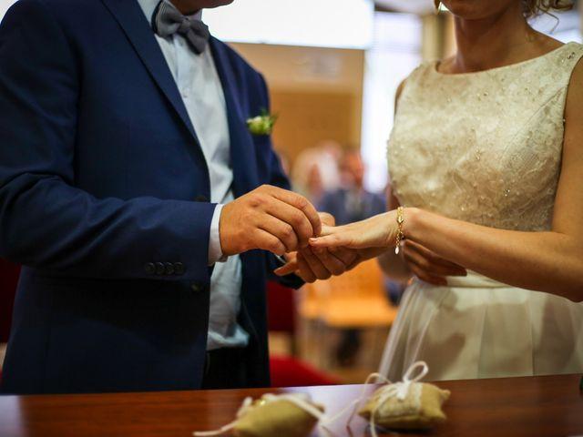 Le mariage de Sylvain et Fanny à Draguignan, Var 7