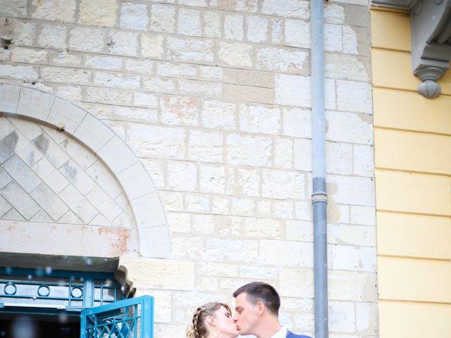 Le mariage de Sylvain et Fanny à Draguignan, Var 10