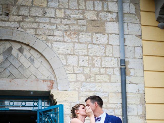 Le mariage de Sylvain et Fanny à Draguignan, Var 11