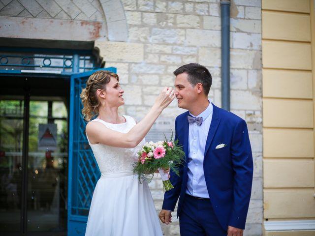 Le mariage de Sylvain et Fanny à Draguignan, Var 12