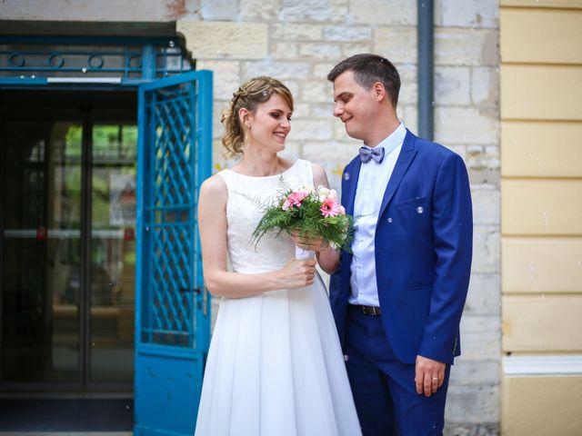 Le mariage de Sylvain et Fanny à Draguignan, Var 13