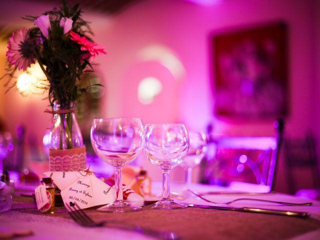 Le mariage de Sylvain et Fanny à Draguignan, Var 14