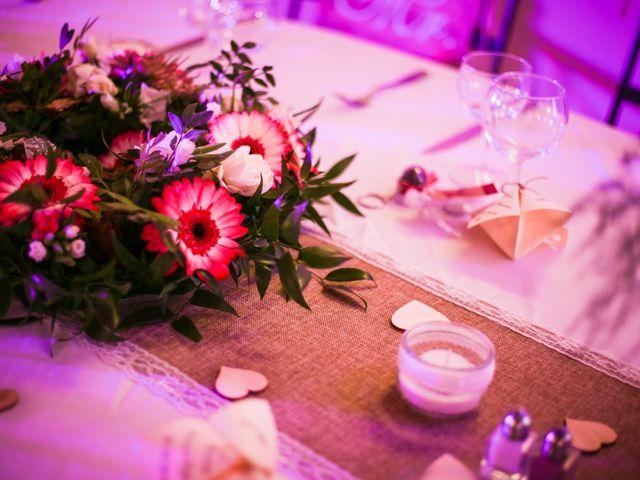 Le mariage de Sylvain et Fanny à Draguignan, Var 17