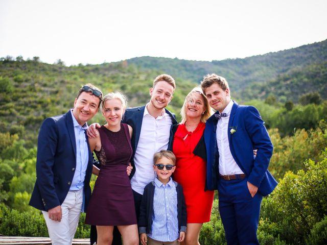 Le mariage de Sylvain et Fanny à Draguignan, Var 23
