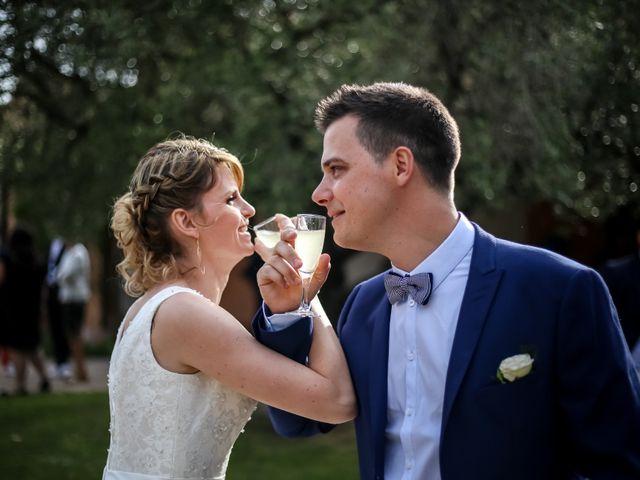 Le mariage de Sylvain et Fanny à Draguignan, Var 24
