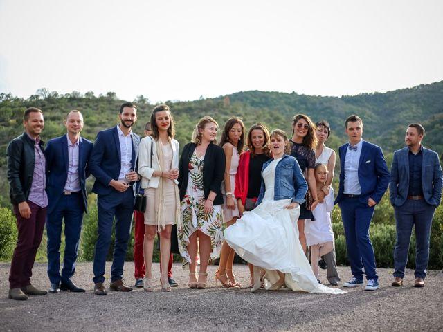 Le mariage de Sylvain et Fanny à Draguignan, Var 25
