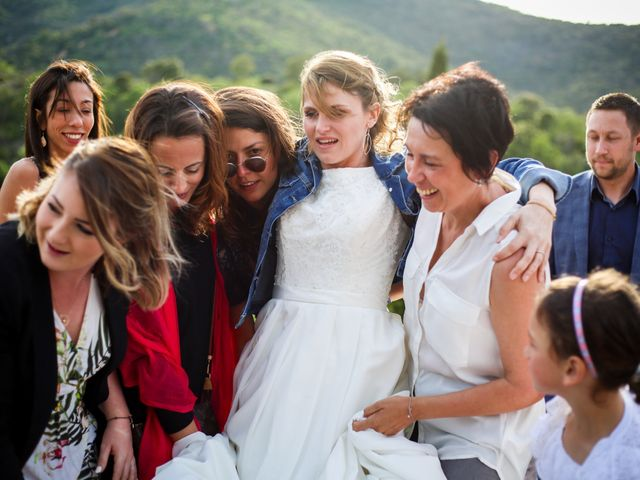 Le mariage de Sylvain et Fanny à Draguignan, Var 26