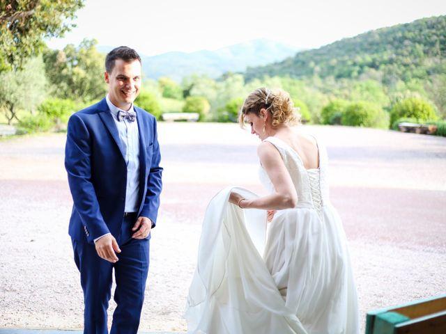 Le mariage de Sylvain et Fanny à Draguignan, Var 27