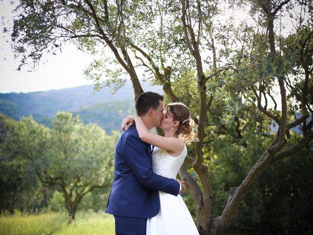 Le mariage de Sylvain et Fanny à Draguignan, Var 28