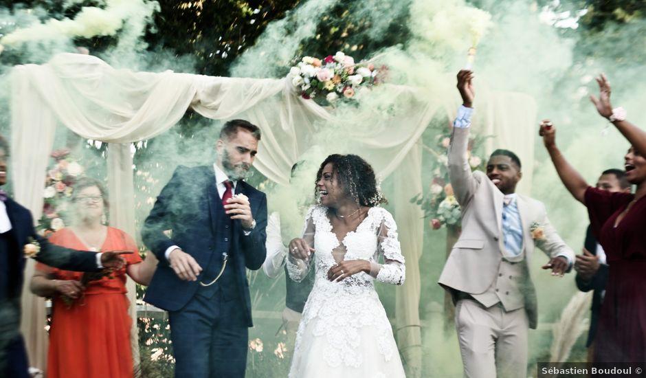 Le mariage de Baptiste et Naomi à Péronne, Somme