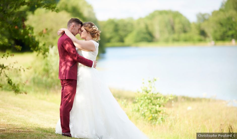 Le mariage de Maxime et Audrey à Orléans, Loiret