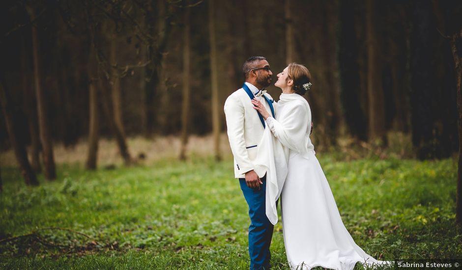 Le mariage de Grégory et Hélène à Aulnay-sur-Mauldre, Yvelines