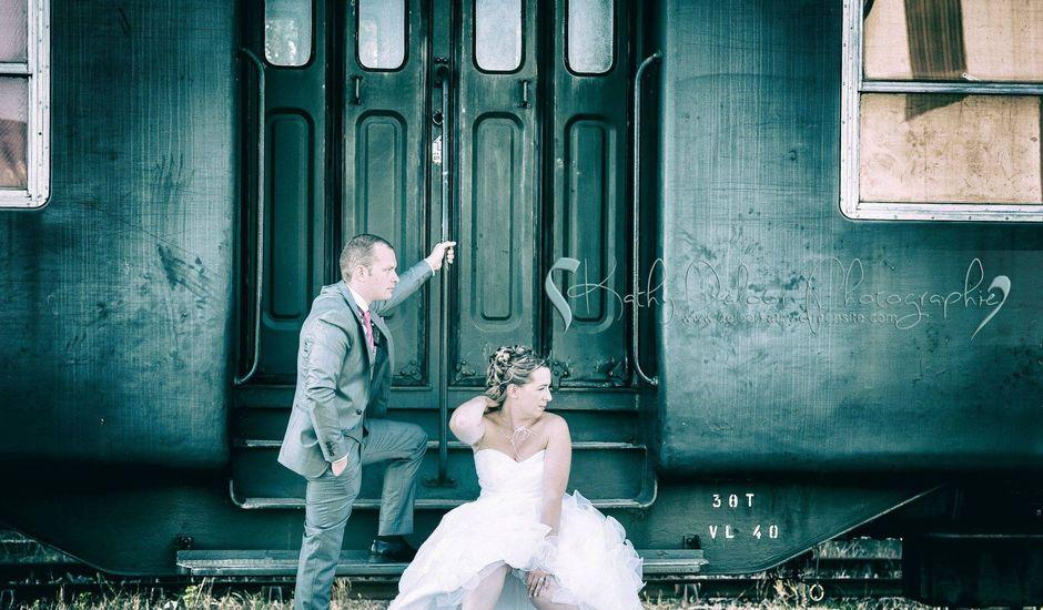 Le mariage de Alexandra et Benoit à La Haye-du-Puits, Manche