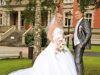 Le mariage de Sophie et Jordan