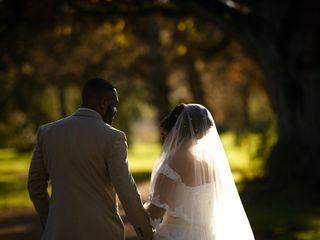 Le mariage de Jessy et Garcon